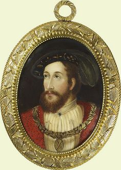 James V of Scotland, Son of Margaret Tudor, Nephew of Henry VIII, Father of Mary, Queen of Scots | by lisby1