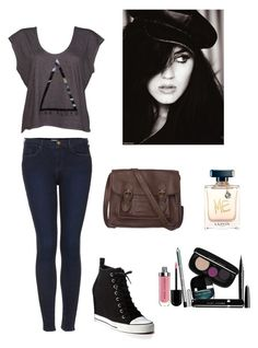 """""""Untitled #18"""" by directionerwithgoodfashionsense ❤ liked on Polyvore featuring Floyd, Topshop, DKNY, Material Girl, Fat Face, Marc Jacobs and Lanvin"""