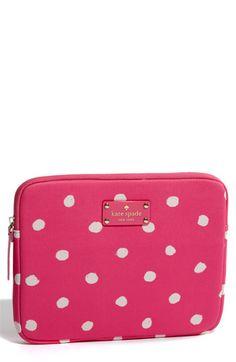 "Kate Spade ""Pretty Woman"" iPad Case $50.00"