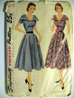If I could afford it, all I would wear would be 50s housewives clothing !