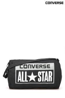 cdac7592aa29 Black Converse Duffle Bag Black Converse