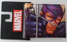 Hawkeye Marvel Comics Bifold Wallet Nwt #Marvel #Bifold