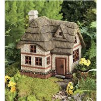 Two-Story Fairy Garden Cottage