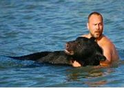Man Jumps Into Ocean To Save Drowning Bear + Cute Sea Otter Does Something Unimaginable!