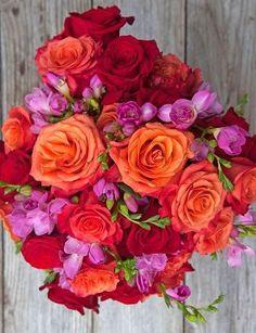 BBQ'n Flower Bouquet