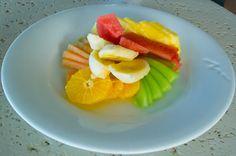 Tropical breakfast fruit plate www.twhantigua.com/dining/breakfast-menu #alldaybreakfast #BayHouseRestaurantAntigua