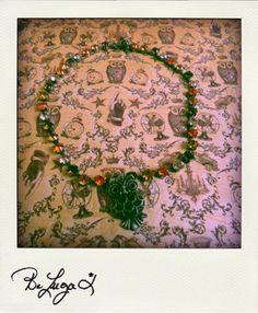 Collier Huguette - Huguette necklace