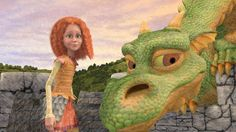 Jane and the Dragon. this show was the bomb.
