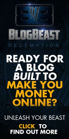 """It's coming. The blogging system built to make YOU money. The ability to blog from  your phone. The bottom line... The """"Beast"""" is coming. Is your BeastMode: ON? If  so, go here and register for early access: http://empowernetwork.bigon.pl"""