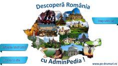 Vrei să vizitezi întreaga lume, să umbli din loc în loc pe mapamond, dar încă nu ai văzut ce minunății se întind la picioarele tale ! Avem o țară frumoasă care merită a fi descoperită.  Pentru rezervări şi informaţii accesaţi: http://www.pe-drumuri.ro/turul-romaniei-2016/