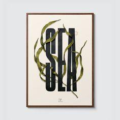Sea My Works, Sea, Poster, Ocean