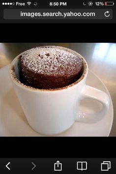 Need to try a mug cake