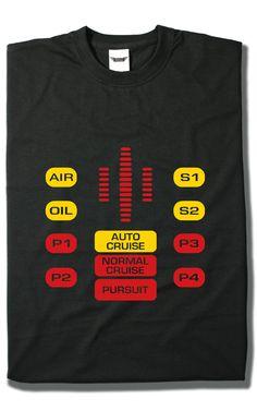 Camiseta El coche Fantastico