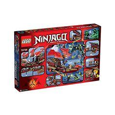 Lego 70738 - Ninjago letzte Flug des Ninja-Flugseglers: Amazon.de: Spielzeug