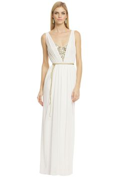 Mark & James by Badgley Mischka Rhodes Harbor Gown. $375. $100 from Rent the Runway.