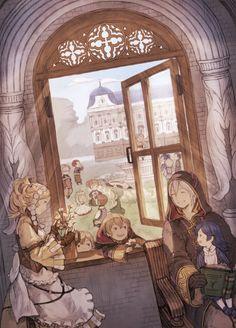FE: A - very Final Fantasy-like! I like it!
