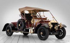 1935 Rolls-Royce 20-25 hp Balloon Car Sports Roadster