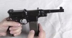 The Ins and Outs of the Rare Mauser 06/08 Pistol [VIDEO]