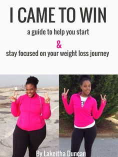 Lakeitha Duncan {A Lifestyle Blog}: WEIGHT LOSS