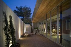 CH portfolio - modern - patio - austin - Cottam Hargrave