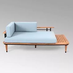 Enrich your outdoor living area with a heavenly look by choosing this amazing Cambridge Casual Mosko Teak Wood Outdoor Daybed with Teal Cushions. Outdoor Daybed, Outdoor Furniture, Furniture Ideas, Outdoor Sofas, Sofa Ideas, Furniture Layout, Outdoor Seating, Outdoor Fun, Outdoor Spaces