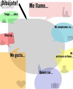 actividades primer dia de clase español ELE - Buscar con Google