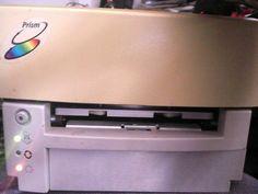 Rimage Prism Thermal CD DVD Blu-ray Printer CDPRS