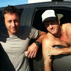 Alex Scott, Alex O'loughlin, Ver Video, O Tv, Hawaii Five 0, Mc G, Scott Caan, True Friends, Love Story
