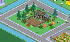 Simpsons Tapped Out ~ Cletus' Farm