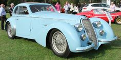 1938 Alfa Romeo 8C 2900 Lungo B   ===>  https://de.pinterest.com/coopersgrandpa/interesting-automobiles-a-few-trucks/