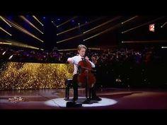 """Maxime joue """"La liste de Schindler"""", de John Williams Maisie Williams, Cello Music, Maxime, Leonard Cohen, Strasbourg, Jouer, Plus Belle, Songs, Video"""