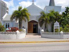 Elmslie Memorial church, George Town Grand Cayman Island
