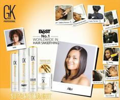 GKhair Juvexin Best Hair Smoothing!  Ask me!