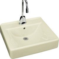 Wall Hung Bathroom Sink 20 x 18 x 7-1/4