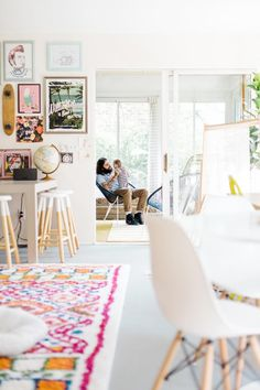 HOME TOUR : UNE MAISON À CHARLESTON | elephant in the room