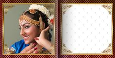 Arangetram Guest Signing Book Template used Spice