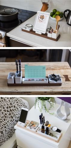 Gather: The minimal, modular organizer that cuts clutter by Jeff Sheldon — Kickstarter