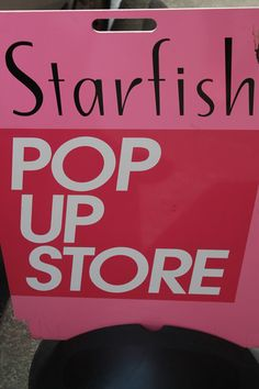 Starfish Pop up! Starfish, Pretty In Pink, Pop Up, Popup