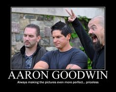 Aaron makes every Ghost Adventures episode that much better