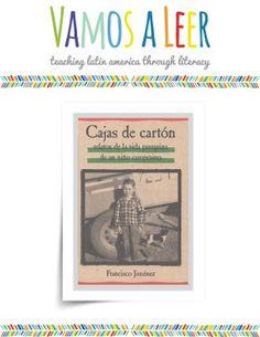 Guía del educador: Cajas de cartón Cajas de cartónpor Francisco Jiménez es la selección del grupo de libros Vamos a Leer para su junta del 5 de noviembre, 2012. La siguiente información consiste …