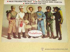 MADELMAN - ANTIGUO CATALOGO CON TARIFA DE PRECIOS -AÑOS 70