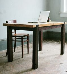Reclaimed Wood Dovetail Desk | Home Furniture | Kith & Kin | Scoutmob Shoppe | Product Detail