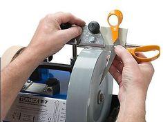 Sharpeners 42290: Scissors Sharpener Tormek Svx-150. The Scissors Sharpening Jig For Tormek Sha... -> BUY IT NOW ONLY: $54 on eBay!