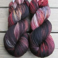 Gal Noir - Yowza - Babette | Miss Babs Hand-Dyed Yarns & Fibers, Inc.