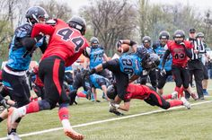Wroclaw Outlaws vs Panthers Wroclaw
