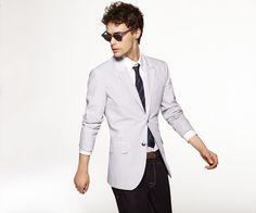 Koton - Erkek 2012 İlkbahar/Yaz Preppy College, Suit And Tie, Men's Style, Suit Jacket, Male Style, Bow Tie Suit, Men Fashion, Jacket, Style Men