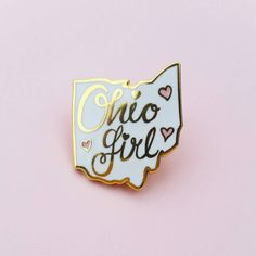 Ladies, we all know you love OHIO and arent afraid who knows it. These beautiful pins look great on your favorite jacket, tote, and give any…