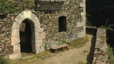Wanderziel Burgruine Hohenberneck auf dem Schlossberg von Bad Berneck