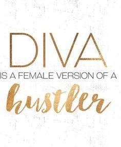Natural born hustler!