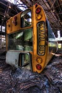 Haunting pictures of abandoned American schools - Gossip Rocks Forum